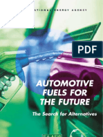 Automobile Fuels