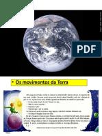 Introdução a Astronomia 01- Os Movimentos Da Terra
