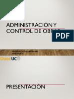 TAC Taller de Administracion y Control de Obras (1)