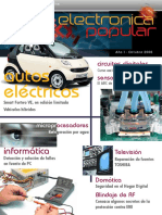 Electrónica Popular 03 (Año 1-Oct 2006) Español