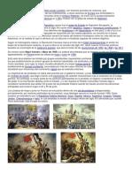 Revolucion en Francia