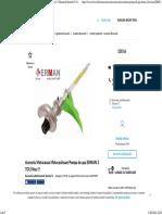Acesoriu Motocoasa Motocositoare Pompa de apa ERMAN 2 TOLI Nou !!! Bucuresti Sectorul 2 • OLX.pdf