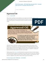 Ayurvedic uses of Agarwood oil _ Essential Oil.pdf