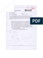 Examen Interciclo Álgebra Lineal