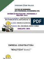 Exposicion de Practicas II