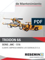 Manual de Mantenimiento troidon