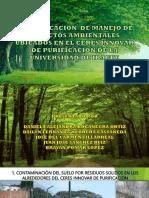 Identificacion de Manejo de Impactos Ambientales