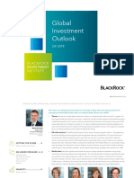 Blackrock Investment Outlook q4 2018