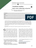 Journal of the American Academy of Dermatology Volume 75 Issue 3 2016 [Doi 10.1016%2Fj.jaad.2015.03.054] Piette, Evan W.; Rosenbach, Misha -- Granuloma Annulare