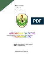 Aprendizaje Colectivo y Cooperativo