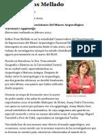 Esther Pons Mellado – Amigos Del Antiguo Egipto