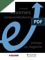 JOVENES EMPRENDEDORES - INICIAN SU NEGOCIO - MIN. DE TRABAJO DEL PERU.pdf