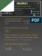 CALCULO 1 - Evaluacion Primer Parcial