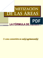 Formula de Heron PPT