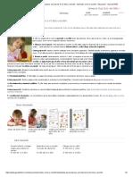 Actividades Para Preparar a Tu Hijo de 3 a 5 Años a Escribir