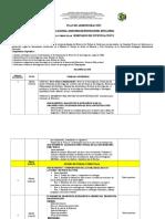 Plan de Administración Seminario i