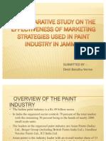 British Paints Presentation 1
