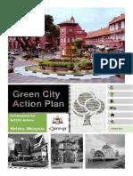 Imt Gt Green City Action Plan Melaka April 2014 Copy