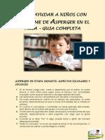 La Escuela y El Sindrome de Asperger