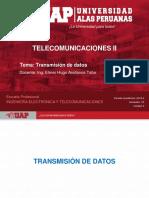 Semana 4.2 - Transmisión de Datos
