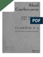 Aber Carlevaro - Cuaderno 2- Mano derecha (esp).pdf