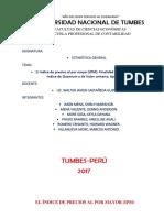 Grupo 4- Ipm, Índice de Quantum, Indice de Valor Unitario (1)