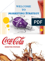 Coca Cola Marketing Strategy with marketing Mix