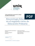 Kinesiologia Tesis Unlocked
