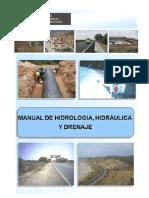 Manual de Hidrología Mtc