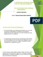 Control Biológico (Desarrollo Histórico)