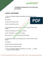 100 Golden Rules of English Grammar