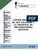 Carta Urbana 128