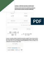Metodo Racional y Modificado