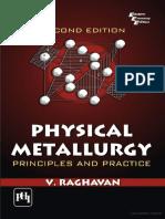 Physical Metallurgy by v Raghavan