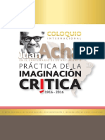 Coloquio Juan Acha