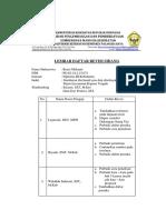14 Lembar Daftar Revisi