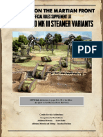 Steam Tanks Variants
