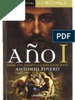 AÑO 1 LA HISTORIA ANTONIO PIÑERO