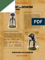 VeteranTripods Rules