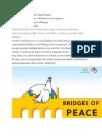 Mesajul Sfântului Părinte Papa Francisc adresat participanților la la Întâlnirea Interreligioasă de Rugăciune pentru Pace la Bologna