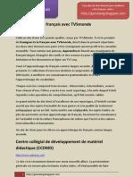Top 10 des Sites Web pour l'Amélioration du Français