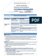 COM2-U6-SESION 11 Evaluamos Comprension Lectora SB