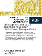 Conflict The Arming of Leadership (1) (1).ppt