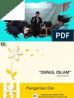 Dauroh Mentor Diinul Islam
