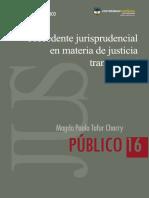 Jus PUBLICO 16 - Precedente Jurisprudencial