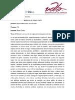 Resumen Critico 2 de Introducción al Derecho