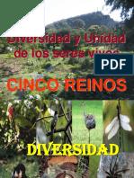 2007 Unidad y Diversidad REINOS
