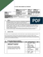 Descripcion y Dinamica de Cuentas (Financieras)