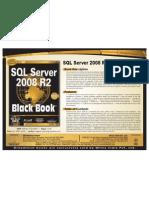 SQL Server 2008 R2 Black Book
