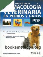 Vademecum de Farmacologia Veterinaria en Perros y Gatos_booksmedicos.org